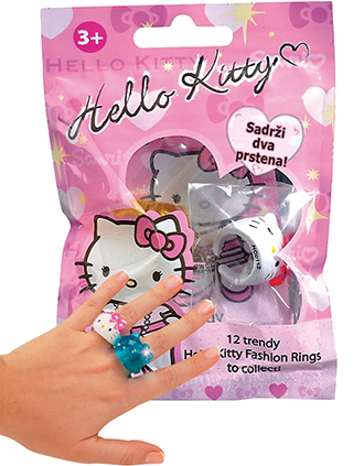 Hello Kitty Hello Kitty prsten